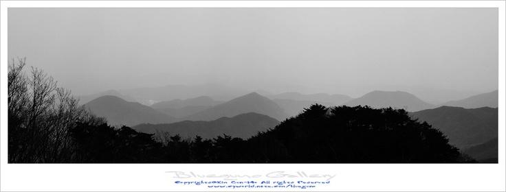 산  -팔공산