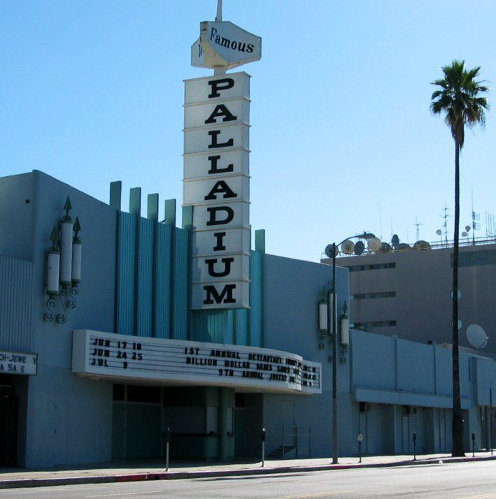 Catch One of the Upcoming Live Shows at the Hollywood Palladium! #hollywood: Palladium 2011, Entertainment Places, Hollywood Hotels, Movie Theater, Movie Theatre, Hollywood Palladium, Palladium Movie, Rocks Places, Movie Houses