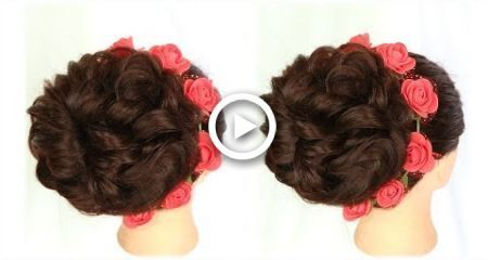 messy bun || heatless hairstyle for party || cute hairstyles || juda hairstyle || prom hairstyles #hairstyles
