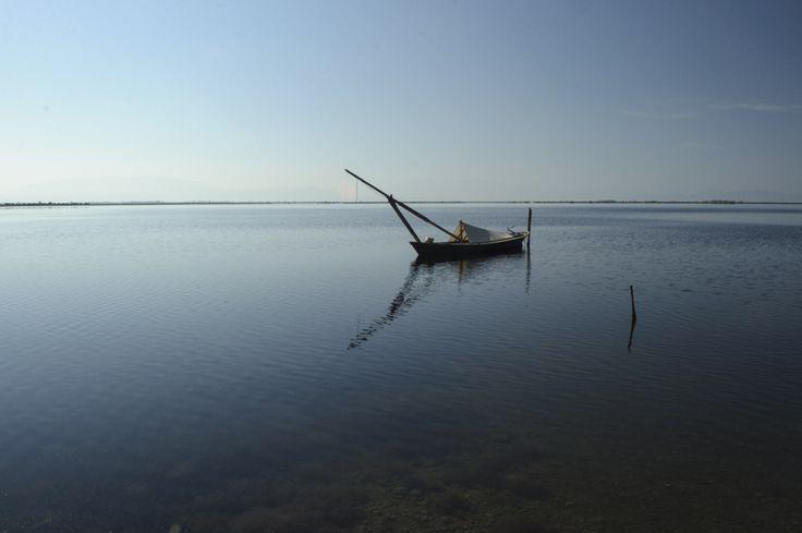 Messolongi, The Port