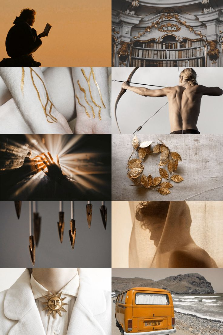 — skcgsra:   apollo aesthetic (more here)