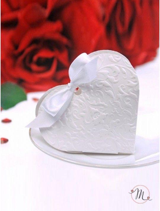 Box cuore bianco marthas cottage