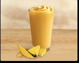 BK® Tropical Mango Smoothie | Real Fruit Smoothies & Frappés | Lunch & Dinner | Menu | BURGER KING®