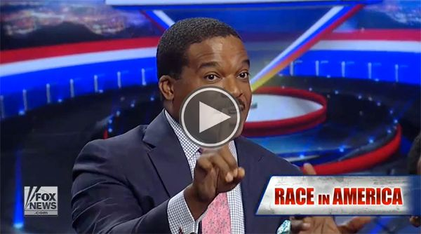 Fox News Panel Erupts Into Fiery Debate Over Racism and Michelle Obama's Commencement Speech.  Video by Fox News