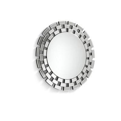 dwell - Mosaic mirror round - £249