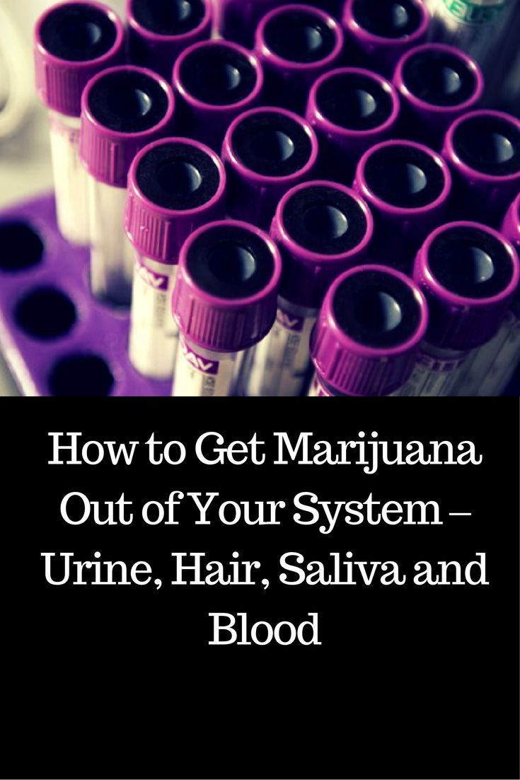 how to get weed smoke out of your system