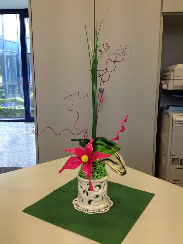 latex flower