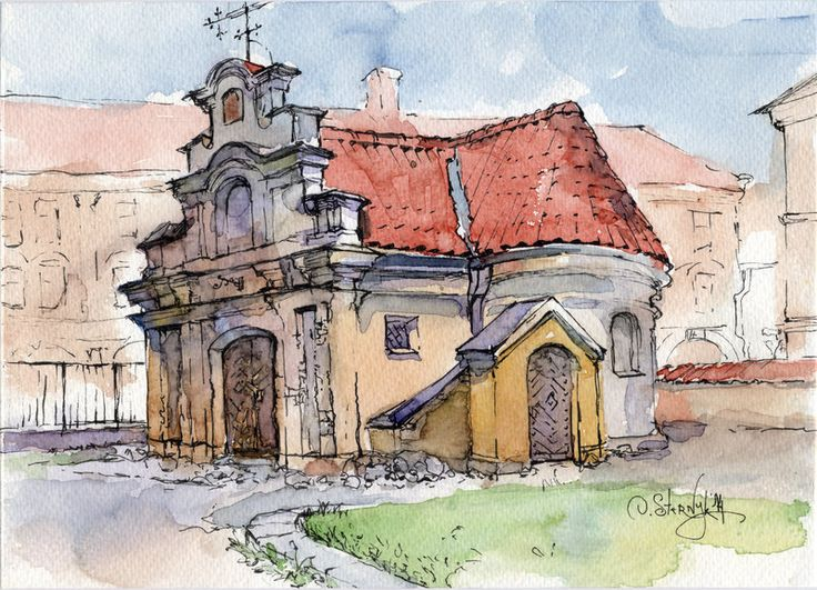 443 Best Images About Urban Sketching On Pinterest
