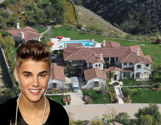 14 Best Images About Celebrity Homes Luxury Celebrity