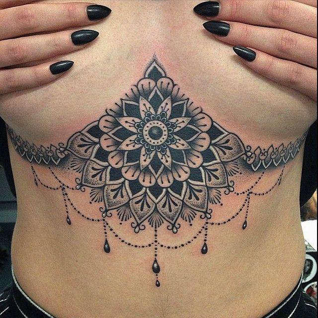 Henna Tattoo Designs Under Breast: 17 Best Images About Underboob Tattoo On Pinterest