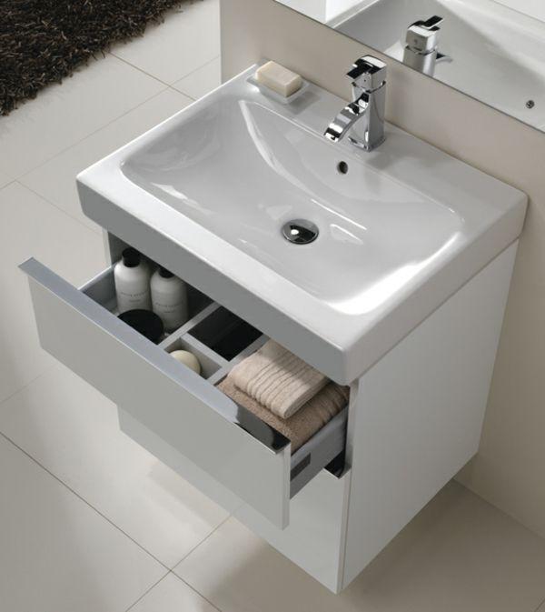 Billig waschbeckenunterschrank mit schubladen