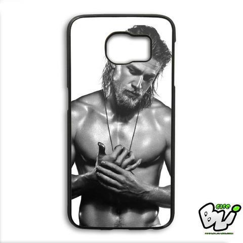 Jax Teller Naked Samsung Galaxy S6 Edge Case