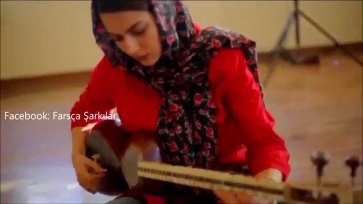 İranlı kadın şarkıcılardan Mevlana'nın Çok güzel bir Farsça Şiiri