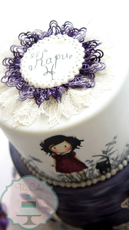 Cake Art By Suzanne : 438 best images about Gorjuss things on Pinterest