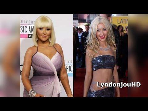 15 celebridades delgadas que engordaron