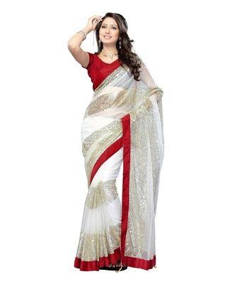 Self Design Gf 31 Bollywood Sarees Online on Shimply.com