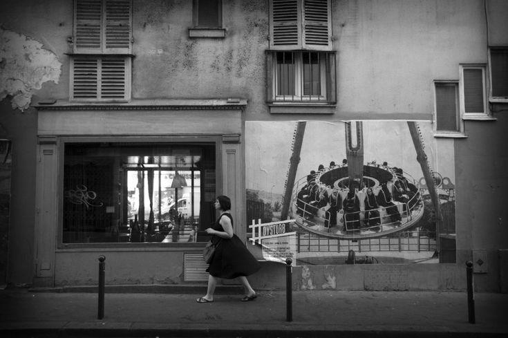 Fotogiornalismo sui muri, la provocazione del collettivo #Dysturb