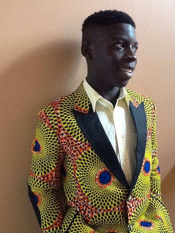 6534 best Afrocentric Haute Couture images on Pinterest ... Ankara Print Men