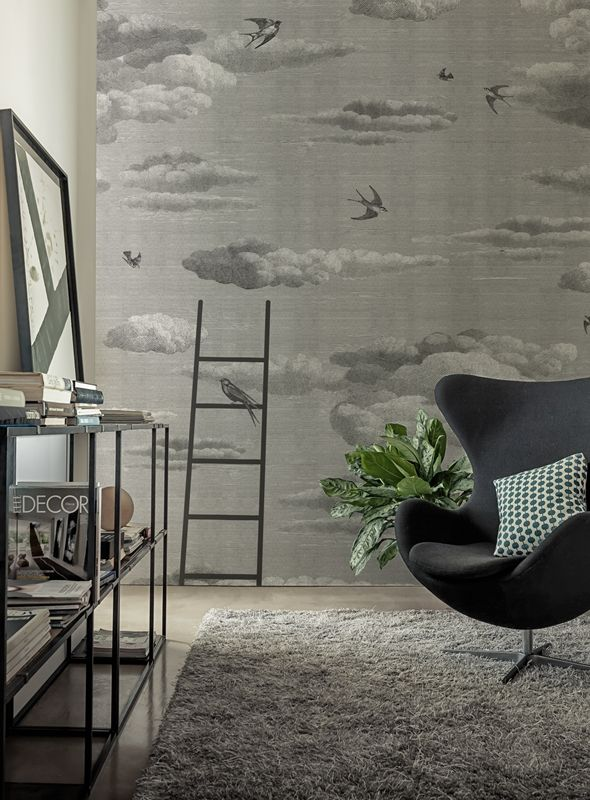 Primavera - Wall&decò wallpaper collection 2015 design Lorenzo De Grandis