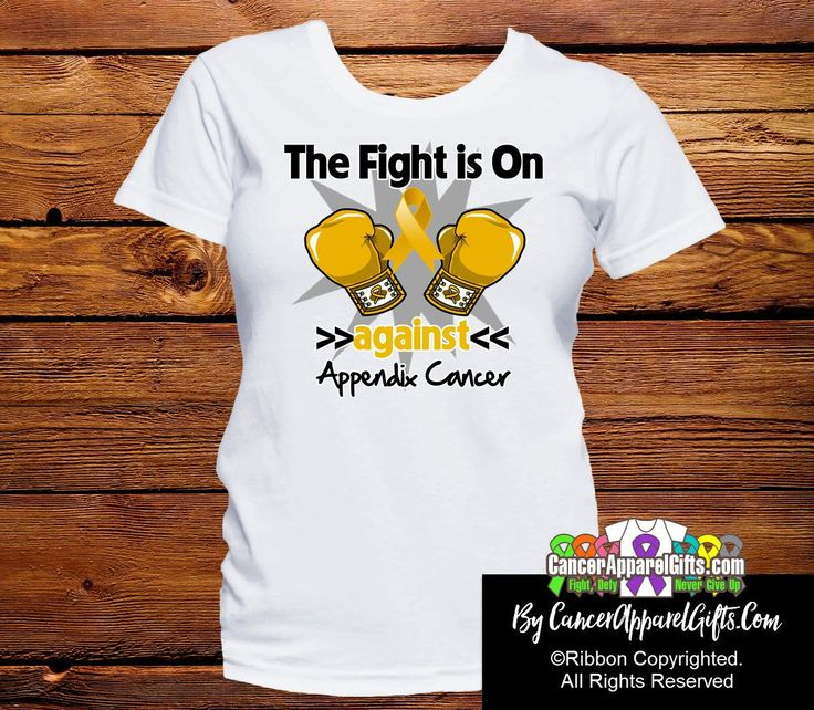 103 best Appendix Cancer Awareness Ribbon Shirts and Gifts images on ...
