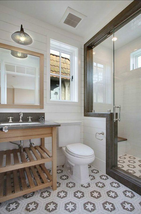 1000 ideas about modern vintage bathroom on pinterest. Black Bedroom Furniture Sets. Home Design Ideas