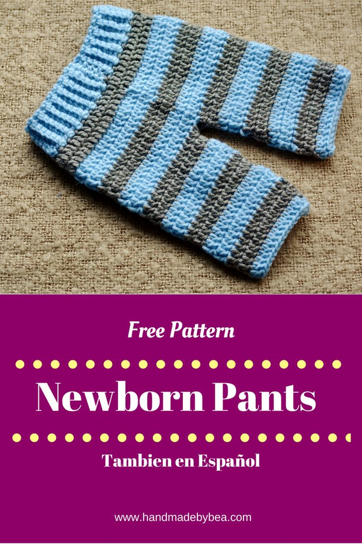 crochet patterns/ newborn pants, trousers free pattern/ crochet for beginners/crochet free patterns/ baby photography props
