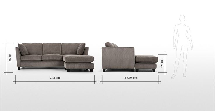 17 Best ideas about Großes Sofa on Pinterest  Kissen  -> Ecksofa Cord