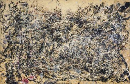 Jackson Pollock, 1948
