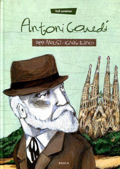 Antoni Gaudí. Pep Molist.