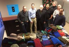 BERLIN, CT -- For 10 years now, Comcast employees based in the Western New England headquarters in Connecticut, along with their friends and family, have knitted and crocheted for a cause. This year the group handmade over 260 hats and scarves, most of which were donated to Operation Gratitude, a non-profit organization that distributes care packages to active-duty troops, as well as veterans, wounded heroes and emergency first-responders. Over 2,000 pieces have been made and donated since…