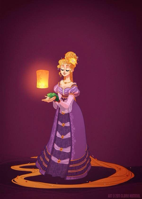 Rapunzel...