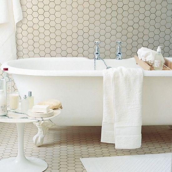 44 Best Hexagonal Tile Inspiration Images On Pinterest