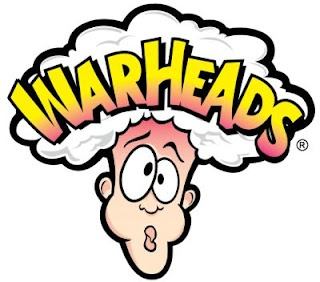 Warheads Candy | I was a 90's kid