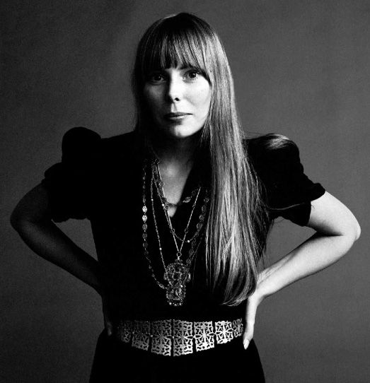 Joni Mitchell on Freedom, the Source of Creativity, and the Dark Side of Success | Brain Pickings