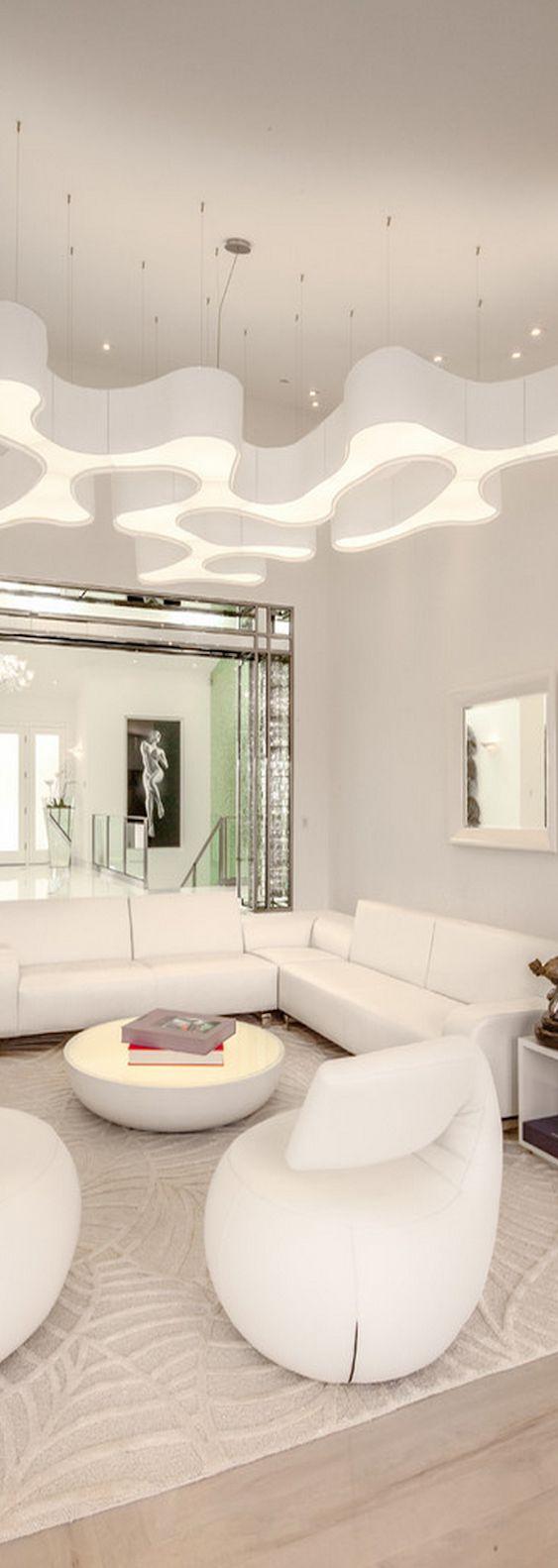 184 best Diseño minimalista para casas images on Pinterest   Home ...
