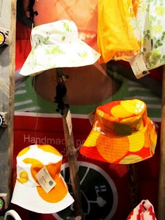 Micku Design hats, Photographer Taina Tervonen