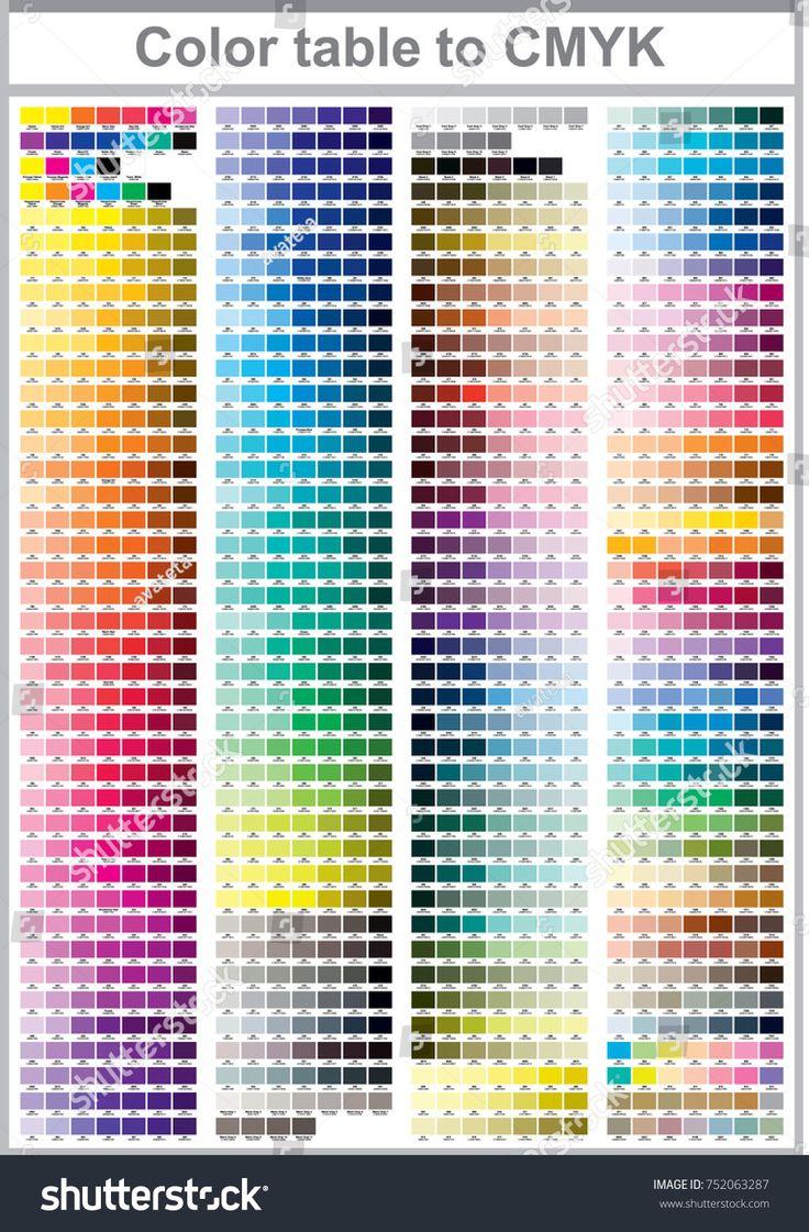 10++ Color test page printer info