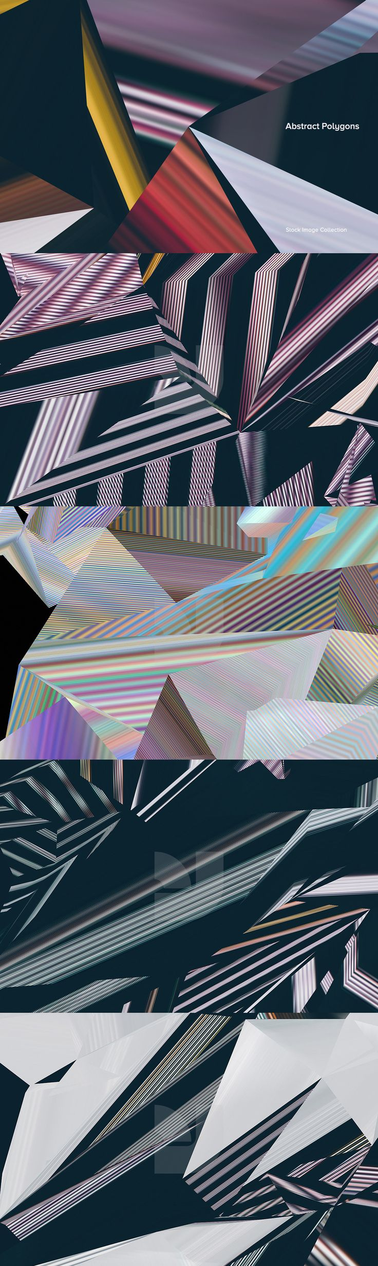 Abstract Polygons - Graphics - YouWorkForThem