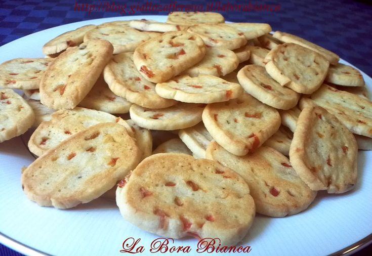 Salatini ai peperoni | ricetta finger food | La Bora Bianca
