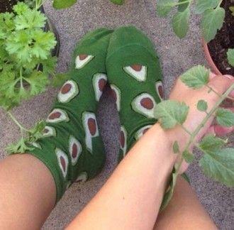 socks aesthetic avocado tumblr tumblr aesthetic green aesthetic art hoe