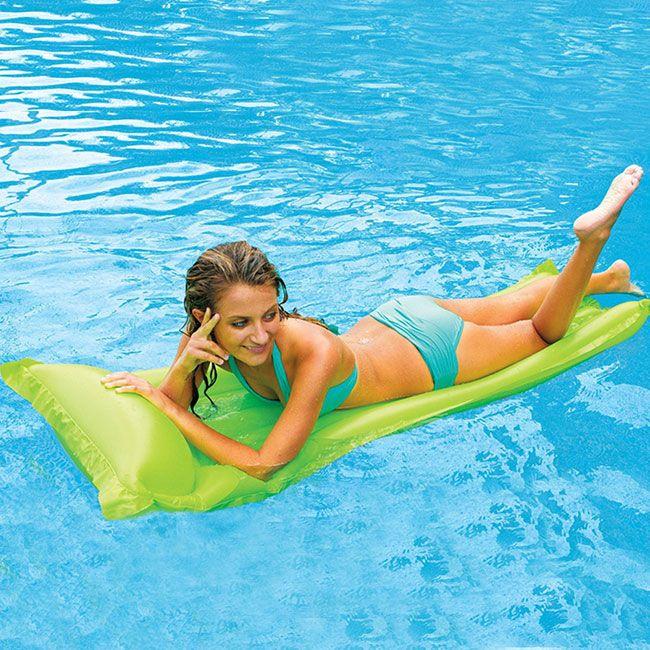 Недорогой надувной матрас для пляжного отдыха #НЕДОРОГОЙ #МАТРАС #НАДУВНОЕ #ALIEXPRESS