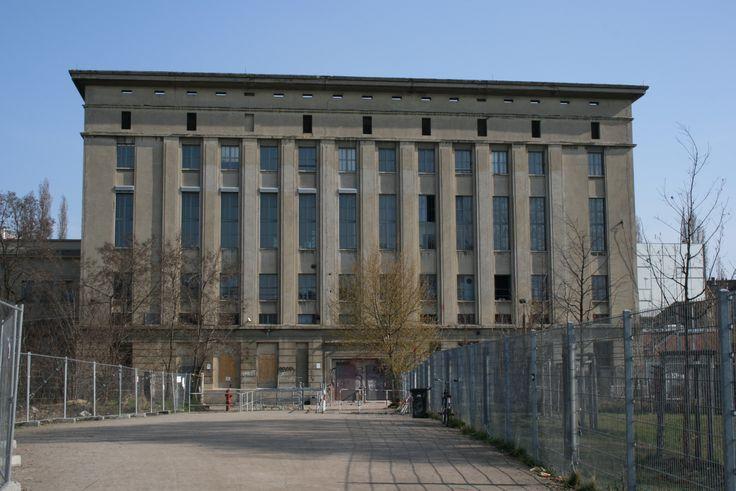 Berghain - Panorama, Berlin.  what fun times were had