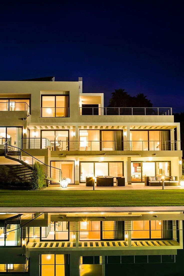 Algarve Villa by Staffan Tollgard Design Group