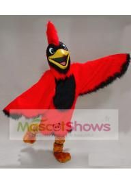 Mascotte Mascotshows Personnalisable de Perroquet ...