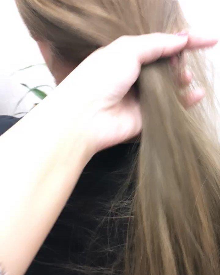 ايش رايكم باللون والجمال واللمعان على زبونتنا الجميله مسويه صبغه وقص وبرنامج علاجي برو بروتين اهم شيء بصبغ الشعر انه Long Hair Styles Instagram Posts Instagram