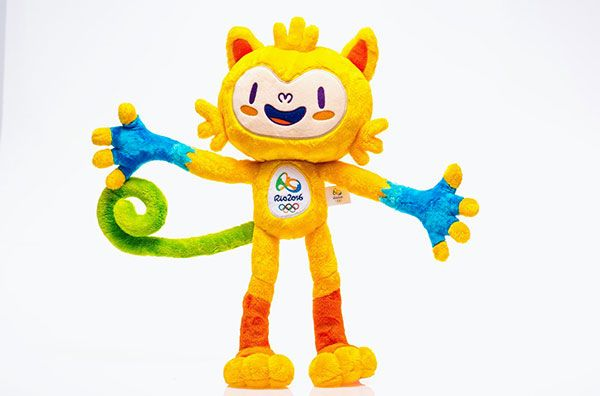 Meet Vinicius, official mascot of Rio 2016 - Named after one of Brazil's most prominent 20th century cultural icons, Vinicius des Moraes, the mascot for the Olympic Games Rio 2016 constitutes a blend of animals native to Brazil, and symbolises the energy and joie de vivre exuded by the Brazilian people.