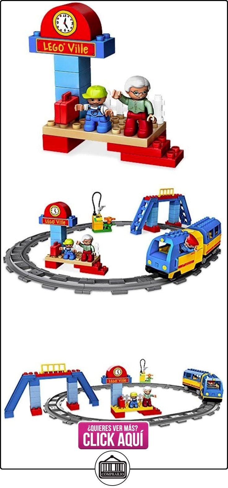 LEGO 5608 Duplo - Juego de tren (paquete de inicio, 68 piezas)  ✿ Lego - el surtido más amplio ✿ ▬► Ver oferta: https://comprar.io/goto/B00471XIZW