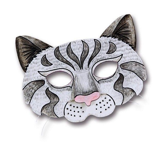 katzenmaske faschingsmaske wir lieben die faschingszeit. Black Bedroom Furniture Sets. Home Design Ideas
