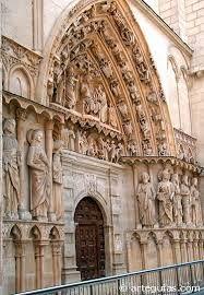 Escultura gotica s.XIX