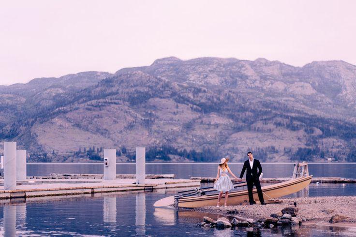 Stunning Canada Wedding Photography – Alex and Michelle | http://tailoredfitphotography.com/wedding-photography/gellatly-nut-farm-engagement/